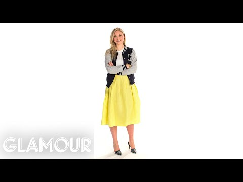 How to Style a Midi Skirt - My Glamour DO | Fashion | Glamou
