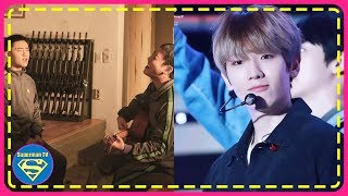 Exo Baekhyun Imitated A Character From Along With The Gods And He Did D.o's Character Too...