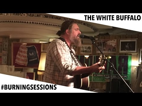 #BurningSessions: The White Buffalo - I Got You @ Ramones Museum Berlin