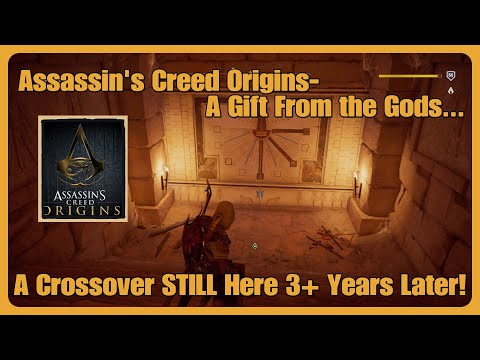 Assassin's Creed Origins- A Gift From the Gods!!! |