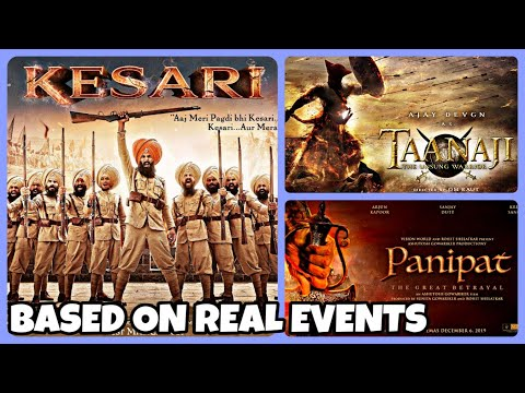 2019 Upcoming Bollywood Movies Based on True/Real Events.