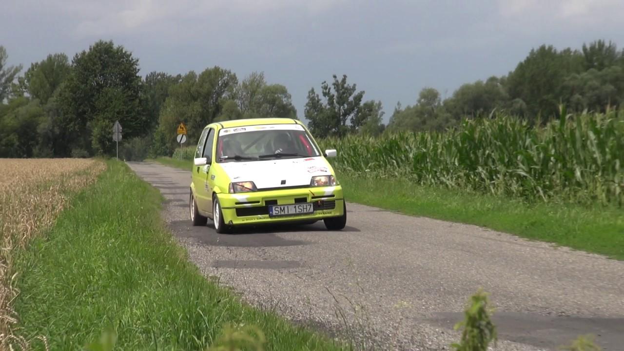 2 Runda RPPRajdowka.pl 2017 – Tomasz Danielczyk / Gabriela Czembor – Fiat CCS