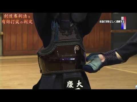 【DVD】剣道審判法と有効打突の判定 Disc4 sample