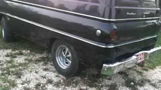 1966 dodge a100 camp wagon