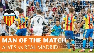 Video Gol Pertandingan Real Madrid vs Valencia CF