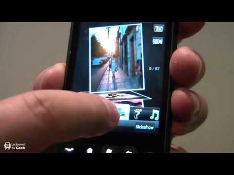 Preview HTC HD mini