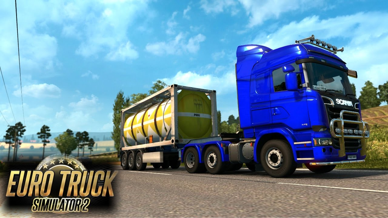 how to play euro truck simulator 2