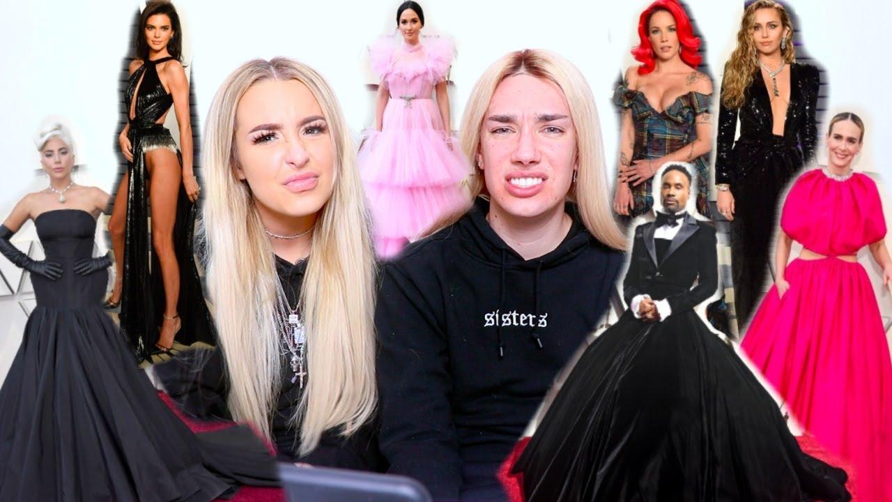 [VIDEO] - James Charles and I brutally ROAST celebrity fashion 9