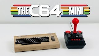 The C64 MINI - Unboxing Teardown and Review