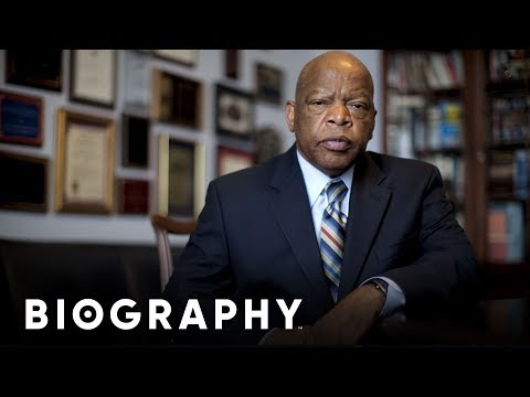 American Freedom Stories: John Lewis - Civil Rights Leader