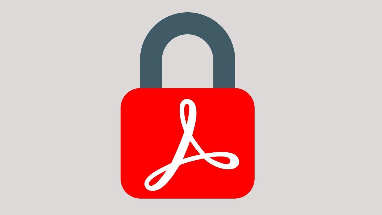How to Break PDF Security