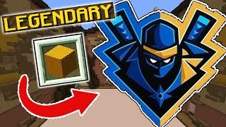 NINJA! (Minecraft Build Battle)