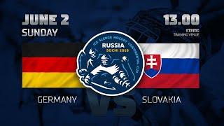 """Германия - Словакия. Следж-хоккей. """"Кубок континента"""". Прямая трансляция - 2 июня 13:00 МСК"""