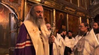 Выпускной студентов Московской духовной академии
