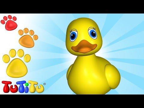 TuTiTu Deutsch | Tiere auf Deutsch | Ente und andere Tiere