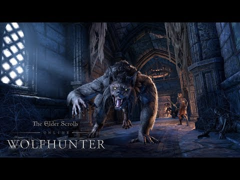 The Elder Scrolls Online presents new DLC: Wolfhunter