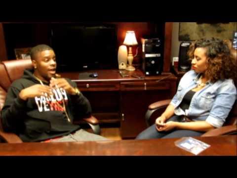 Jasmine Ellis Interview w/ Dorrough