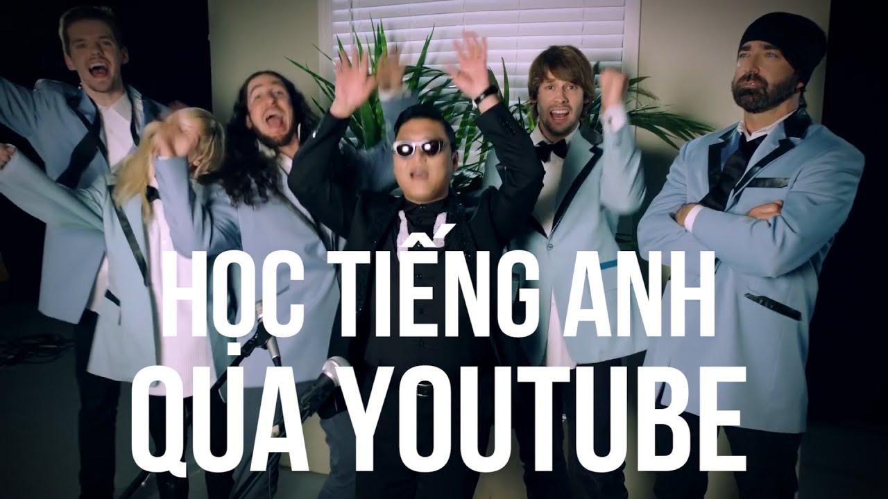Mình đã học tiếng Anh qua Youtube như thế nào