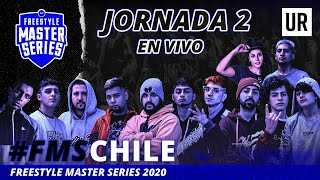 FMS - Jornada 2 #FMSCHILE Temporada 2020 | Urban Roosters