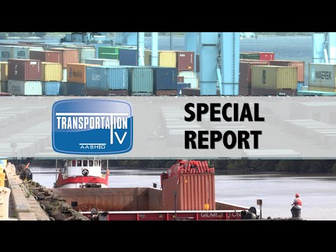 Transportation TV Special Report: Sea Change--America's Ports in Transition