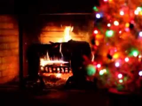 Fireplace Yule Log 1 Hour Free - YouTube