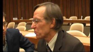 Interview: Tangi LOUARN, président EBLUL-France, Forum sur les minorités, ONU, 16-12-2008