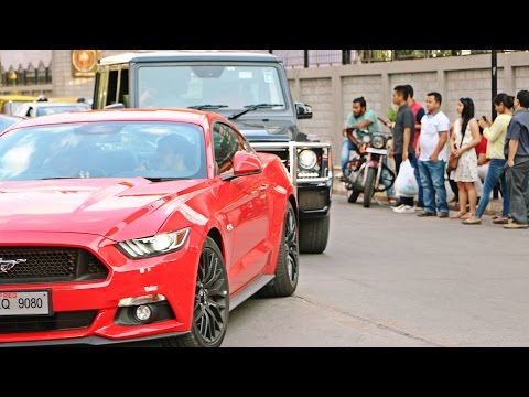 SUPERCARS IN INDIA (Bangalore) March 2017