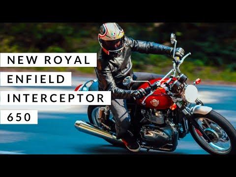 Royal Enfield Interceptor 650 (2019) review | BikeSocial