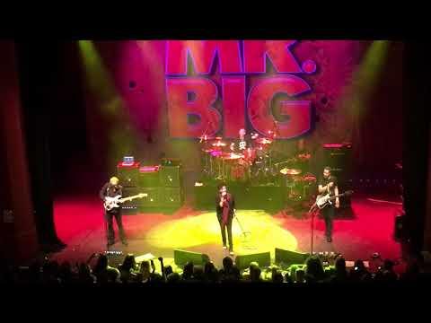 Mr Big  Green Tinted Sixties Mind, London 2017