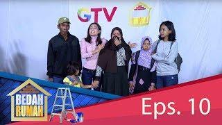 Tak Disangka! Begini Hasil Pembedahan Rumah Pak Wari | BEDAH RUMAH EPS. 10 (4/4) GTV 2018