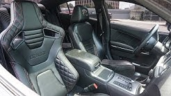 How to Install Racing Seats in a Dodge Charger !!!