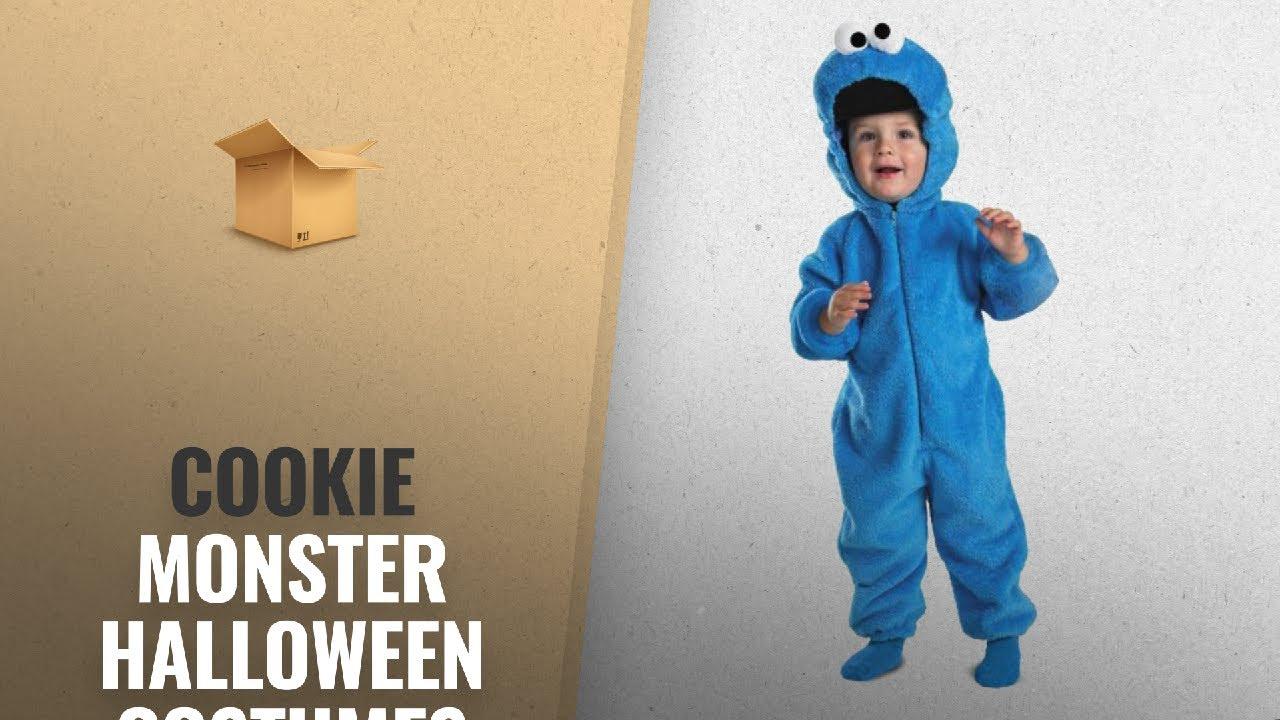 cookie monster halloween costumes for kids [2018] | great halloween