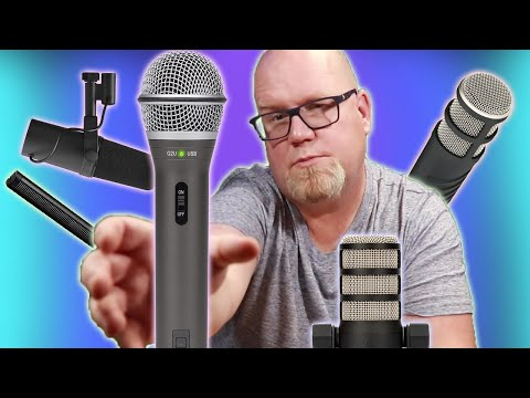 TOP Mics AVAILABLE TO BUY In 2020 in EVERY PRICE RANGE