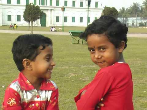 Sarkar Family, USA Travel India West Bengal Murshidabad Berhampore Lalbag February 2008