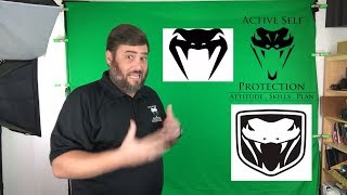 Where'd the ASP Logo and Moniker Come From? | Active Self Protection Extra