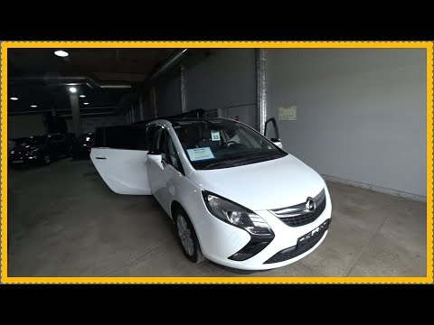 С пробегом-Opel Zafira.