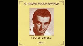 Franco Corelli Credo a Una Possanza Arcana Live (1955/1958) Audio Remastered / Andrea Chenier