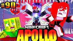 Der NYX.EXE ROBOTER KLON ERWACHT?! - Minecraft APOLLO #90 [Deutsch/HD]