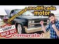 CHEYENNE modificada y personalizada motor alterado camionetas en VENTA ?? CHEVROLET silverado trucks
