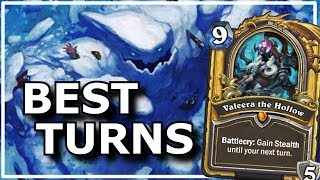 Hearthstone - Best Turns