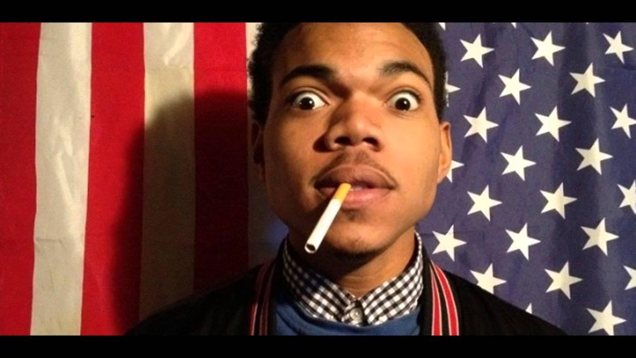 lyrics chance the rapper intro i 39 m good acid rap youtube. Black Bedroom Furniture Sets. Home Design Ideas