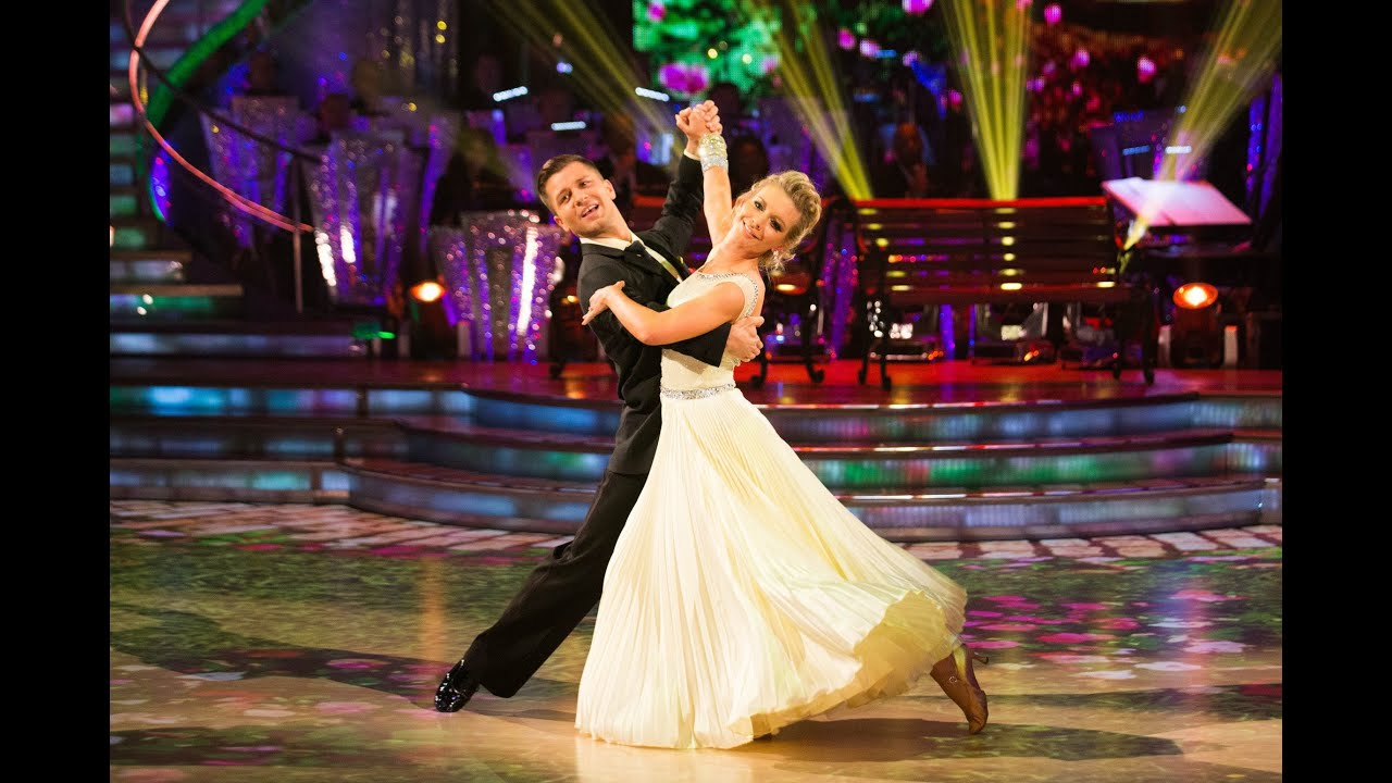 Rachel Riley Pasha Waltz To When I Need You Strictly Come Dancing 2017 Week 1 Bbc One