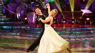 Rachel Riley & Pasha Waltz to