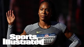 Sanya Richards-Ross On Abortions In Women's Track & Field, Her Husband | SI NOW | Sports Illustrated
