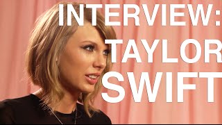 Backstage Interview: Taylor Swift