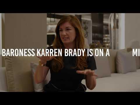 Meet your new career and start-up business mentor Karren Brady CBE