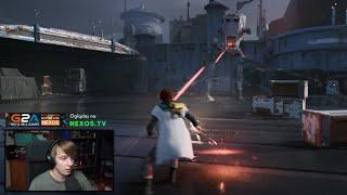 BAŁEM SIĘ TYCH ROBOTÓW ZA DZIECIAKA - #5 Star Wars Jedi: Fallen Order