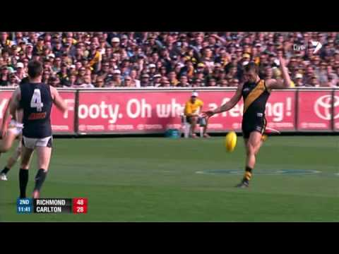 2013 Elimination Final - Richmond v Carlton Highlights - AFL