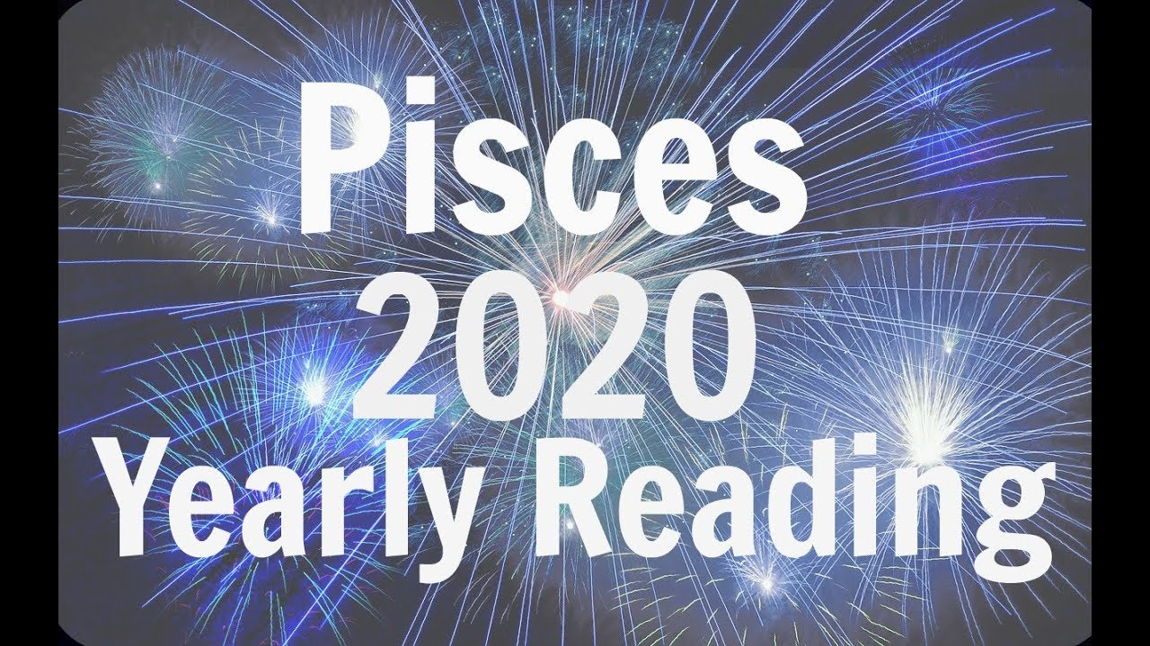 tarot card reading for pisces 2020