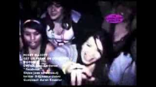 MISSY ELLIOTT   GET UR FREAK ON CLUB MIX VERSION ) DJ FORCE Dvj JOSE CARDENAS